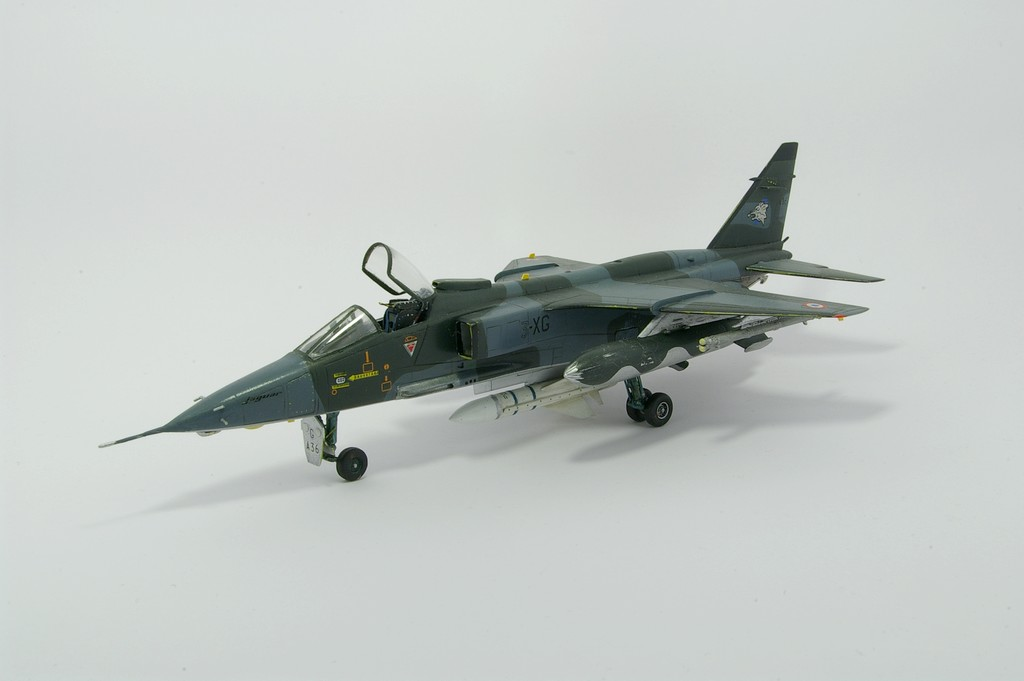HASEGAWA,maquette,avion,00970,JAGUAR,E/T.4,1/72